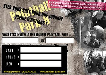 Paintball 75 Paris Centre Paint Ball Proche De Paris 75 77 78